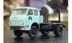 H716 МАЗ-509П лесовоз (1965)