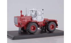 SSM8011 Трактор Т-150К (серо-красный), масштабная модель, 1:43, 1/43, Start Scale Models (SSM), ЧТЗ