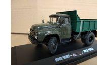А002 ММЗ-4502 (новая решетка), зеленый, масштабная модель, scale43, ULTRA Models, ЗИЛ