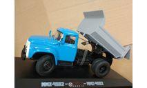 А003 ММЗ-4502 поздний, голубой / серый, сборная модель автомобиля, 1:43, 1/43, ULTRA Models, ЗИЛ