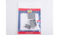 AVD143008001 Масштабная модель Прицеп ММЗ-81021