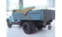 SL097S6 ЗиЛ-130, бортовой, капуста в кузове (СарЛаб), масштабная модель, 1:43, 1/43