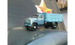 ГАЗ-53А бортовой, масштабная модель, 1:43, 1/43, Vector-Models