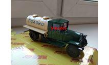 Н916 УралЗиС-5В АЦ Молоко, масштабная модель, scale43, Наш Автопром