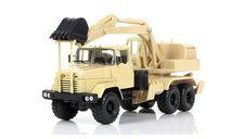 Н748 КрАЗ-6322 ЭОВ-4422, масштабная модель, scale43, Наш Автопром