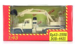 Н740 КрАЗ-255Б ЭОВ-4421