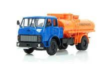 Н962 МАЗ-5334 АЦ-8, масштабная модель, scale43, Наш Автопром