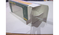 Коробка Нива ВАЗ-2121 Репринт, боксы, коробки, стеллажи для моделей, Агат/Моссар/Тантал