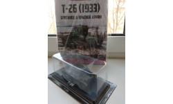 NT005 Танк Т-26(33), масштабная модель, 1:43, 1/43, Наши Танки (MODIMIO Collections)