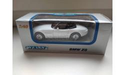 BMW Z8 Welly, масштабная модель, 1:64, 1/64