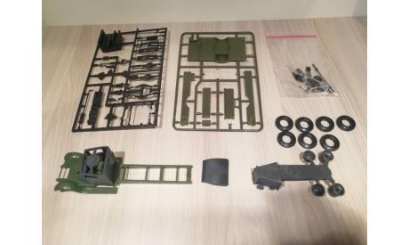 Сборная модель ЗиС-12 бортовой (1942), сборная модель автомобиля, 1:43, 1/43, Miniclassic