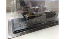 Наши Танки, NT022 №22, Танк КВ-1С, масштабная модель, 1:43, 1/43, Наши Танки (MODIMIO Collections)