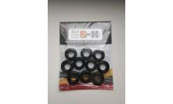 Резина тягач 6х4 LOW profile комплект 1/50
