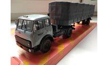 H788 Сцепка МАЗ-504В-9380(1/2), масштабная модель, Наш Автопром, scale43