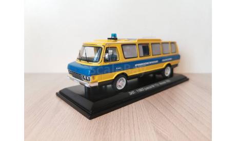 ЗиЛ-118КЛ Криминалистическая Лаборатория, Москва 1982 г. DipModels 111902, масштабная модель, DiP Models, scale43