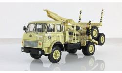 H715 МАЗ-509А лесовоз (1978-90)