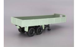 H863 МАЗ-5205 полуприцеп 1/43, масштабная модель, Наш Автопром, scale43