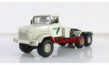 Н736 КрАЗ-6446 тягач, масштабная модель, 1:43, 1/43, Наш Автопром