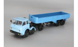 H859 Сцепка МАЗ-520 с полуприцепом МАЗ-5205