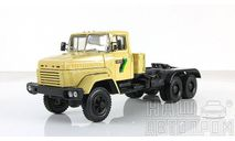 Н737 КрАЗ-6443 тягач, масштабная модель, Наш Автопром, scale43