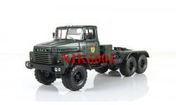 Н735 КрАЗ-260В тягач, масштабная модель, 1:43, 1/43, Наш Автопром