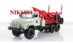 Н728 КрАЗ-260Л Лесовоз