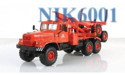 Н727 КрАЗ-255Л1 Лесовоз
