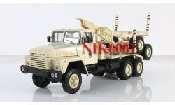 Н729 КрАЗ-6437 Лесовоз
