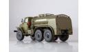Легендарные грузовики СССР №10, ТЗ-5 (Урал-375), масштабная модель, scale43