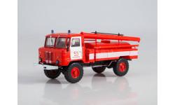 Легендарные грузовики СССР №19, АЦ-30(66)-146 ГАЗ-66