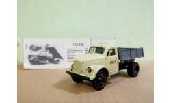 ГАЗ-93Б самосвал, масштабная модель, Vector-Models, scale43