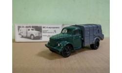 МС-4 мусоровоз ГАЗ-51, масштабная модель, scale43, Vector-Models