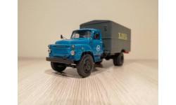 ГАЗ-53 Хлеб, масштабная модель, Vector-Models, scale43