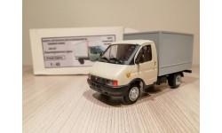 ГАЗ-33021 Изотермический фургон, масштабная модель, 1:43, 1/43, Херсон-моделс