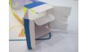 Коробка Москвич (рисованная), боксы, коробки, стеллажи для моделей, Агат/Моссар/Тантал
