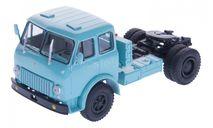 H760b МАЗ 504Б тягач, небесно-голубой, масштабная модель, scale43, Наш Автопром