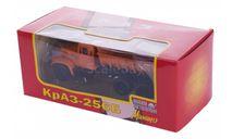 H781 КРАЗ 256Б (1969-77) из к/ф 'Мимино', оранжевый, масштабная модель, 1:43, 1/43, Наш Автопром