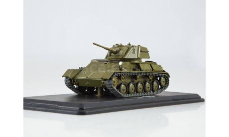 Танк Т-80 (1942) Наши Танки, NT045, масштабная модель, Наши Танки (MODIMIO Collections), scale43