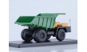 SSML019 БЕЛАЗ-7522 карьерный самосвал, масштабная модель, 1:43, 1/43, Start Scale Models (SSM)