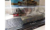 Наши Танки, NT019 №19, Т-54-1, масштабная модель, 1:43, 1/43, Наши Танки (MODIMIO Collections)