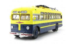 UM43-A2-2 Троллейбус МТБ-82Д (производства завода им.Урицкого), масштабная модель, 1:43, 1/43, ULTRA Models