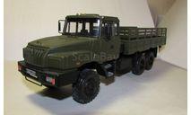 Урал 4320-1951-44 длиннобазный, масштабная модель, Конка, scale43