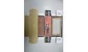 Коробка ЗиЛ-115 Репринт, боксы, коробки, стеллажи для моделей, scale43, Агат/Моссар/Тантал