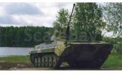 БМП-1-30  'Разбежка' в масштабе 1:43 (Под заказ), масштабные модели бронетехники, 1/43, Неизвестный производитель