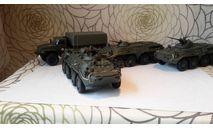 БТР-82    в масштабе 1:43, масштабные модели бронетехники, scale43, Неизвестный производитель