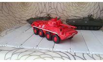 НОНА-СВК МЧС    в масштабе 1:43 (Под заказ), масштабные модели бронетехники, scale43, Неизвестный производитель