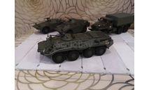 БТР-80    в масштабе 1:43, масштабные модели бронетехники, scale43, Неизвестный производитель