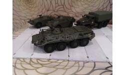 БТР-80    в масштабе 1:43 (Под заказ), масштабные модели бронетехники, 1/43, Неизвестный производитель
