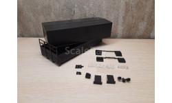 Кузов КАМАЗ-53501, запчасти для масштабных моделей, AVD Models, 1:43, 1/43