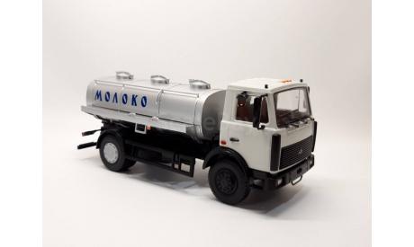 АЦИП-7,7 Молоко (МАЗ-5337), масштабная модель, Автоистория (АИСТ), scale43